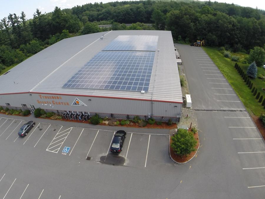 Sge Solar Renewable Energy Installations
